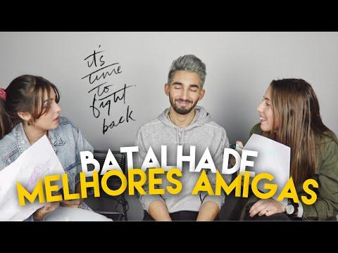 BATALHA DE MELHORES AMIGAS