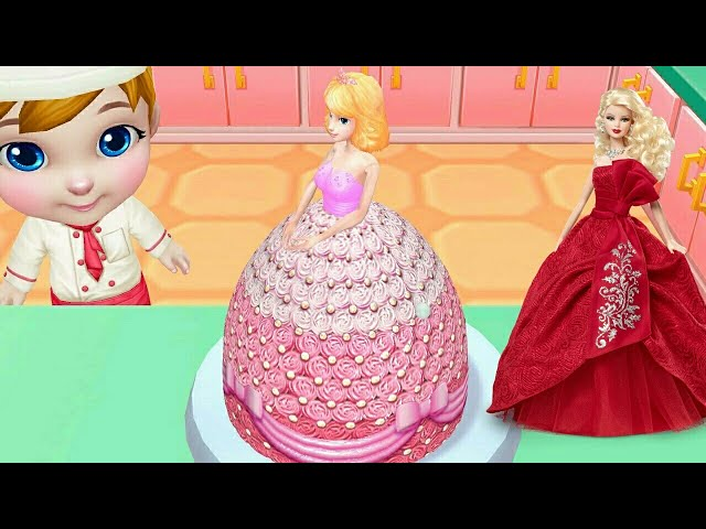 3d wedding cake game for bridal shower how to make cakes real cake compilation