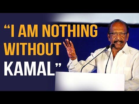 """I am nothing without Kamal""- Director Mahendran"