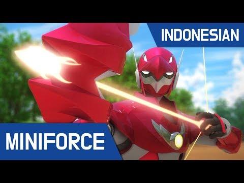 [Indonesian dub.] MiniForce S2 EP1