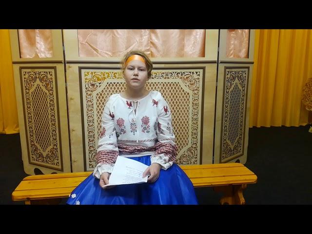 Изображение предпросмотра прочтения – СветланаБорисова читает произведение «Ты запой мне ту песню, что прежде…» С.А.Есенина