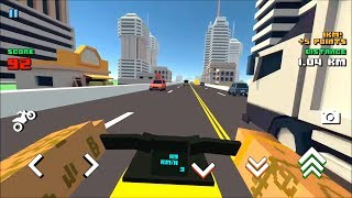 Blocky Moto Racing - Game for Android & iOS