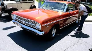 BADASS '67 FORD FALCON SPORT COUPE - 289 V8