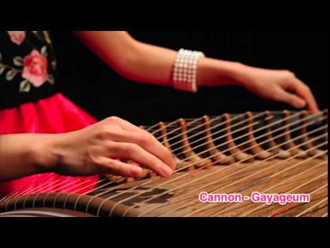 10HOURS 캐논 - 가야금연주Pachelbel's Canon in Gayageum :: Song for study, Song for Sleep