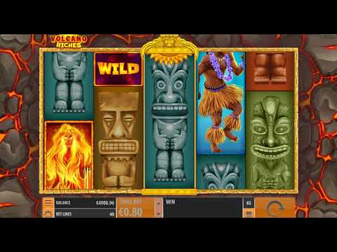 Игровой автомат VOLCANO RICHES играть бесплатно и без регистрации онлайн