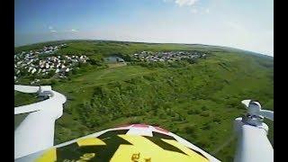 AEE AP9 Toruk Drone 1752 RANGE 534 meters 5.8 AKK AOI FPV FLIGHT