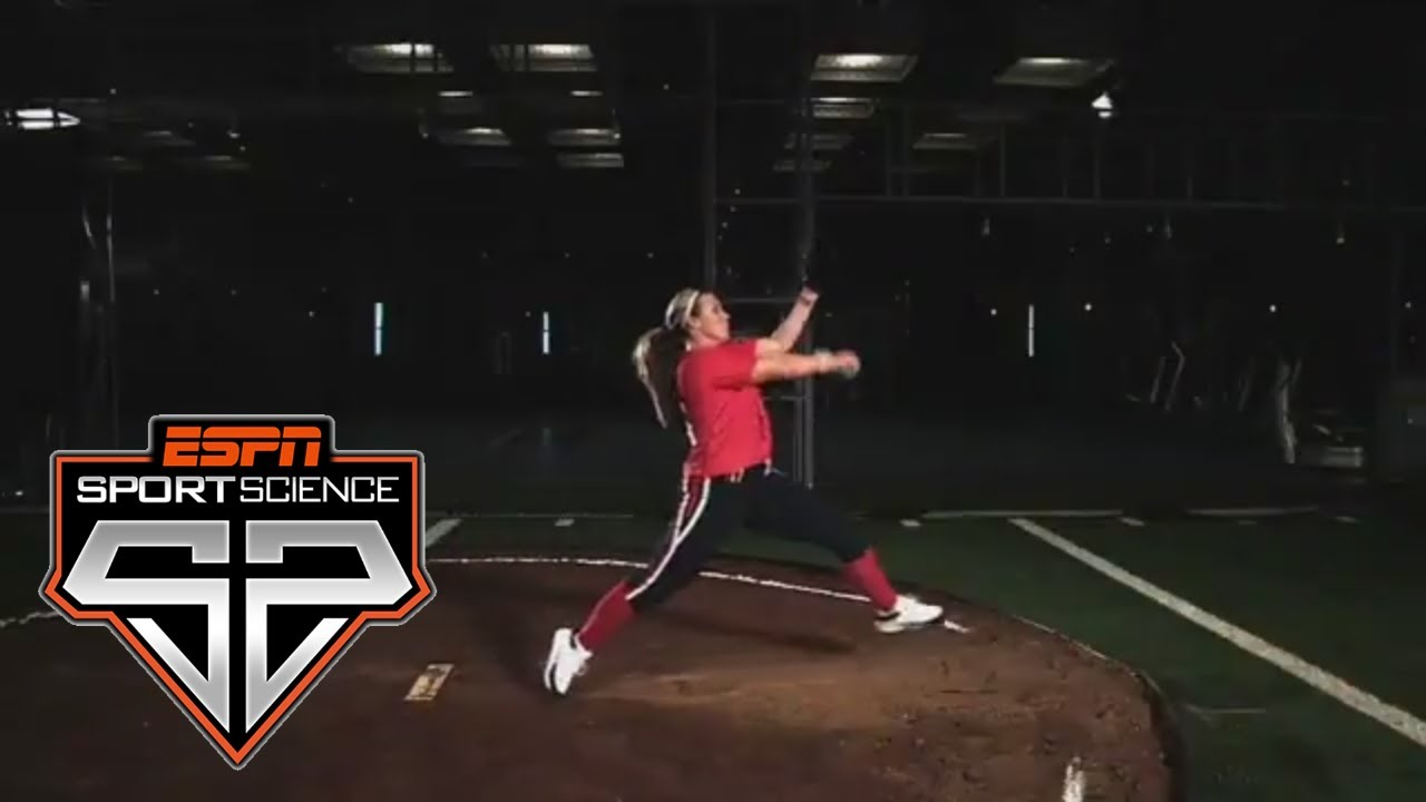 The Speed Needed In Softball Sport Science Espn Archives Youtube