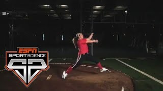 The Speed Needed In Softball | Sport Science | ESPN Archives thumbnail