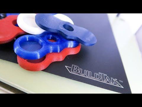 BuildTak & PrintBite Comparison: PETG, T-Glase, Nylon, Polycarbonate, Cheetah Filaments