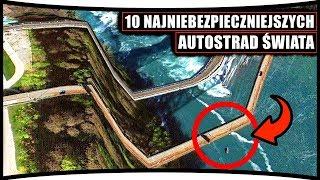 10 Najniebezpieczniejszych Dróg Świata