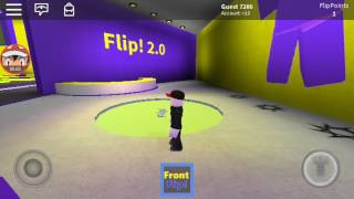 Roblox comme les sports wii