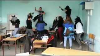 Harlem Shake (crazy class) Kumanovo
