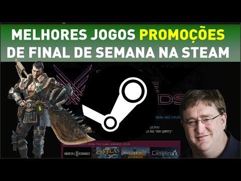MELHORES JOGOS PROMOÇÃO 2º FINAL DE SEMANA DE DEZEMBRO NA STEAM - 2018 |