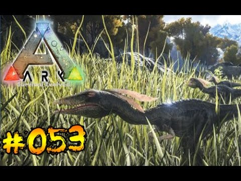 ARK #053 Compsognathus [HD]