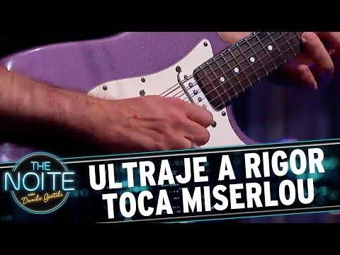 Ultraje a Rigor toca Miserlou | The Noite (02/08/17)