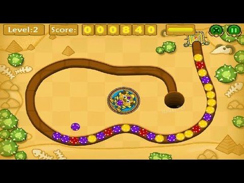 Jungle Marble Blast - 3d Amazing Marble Game