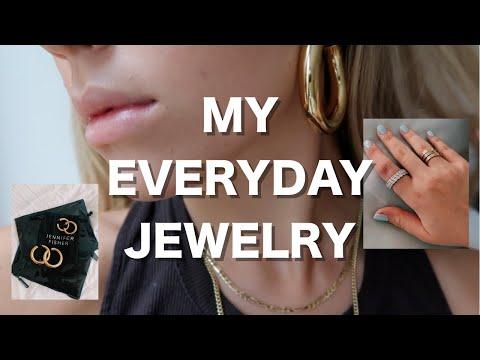 MY EVERYDAY JEWELRY