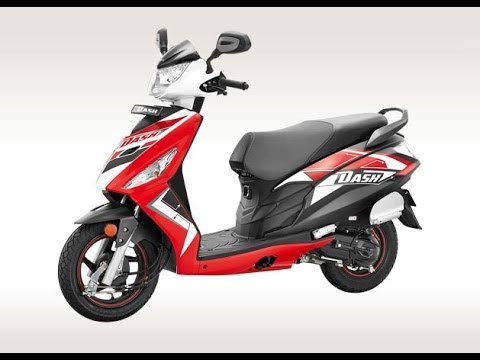 UPCOMING BIKES/ SCOOTER in INDIA 2017 ! HERO Dash 2017 ,Specifications,Top Speed,Vlog