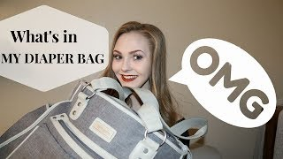 Teen Mom| WHAT'S IN MY DIAPER BAG?!