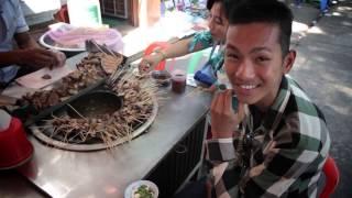 BURMA BITES #03: Top 5 Burmese Street Foods! (3/5)