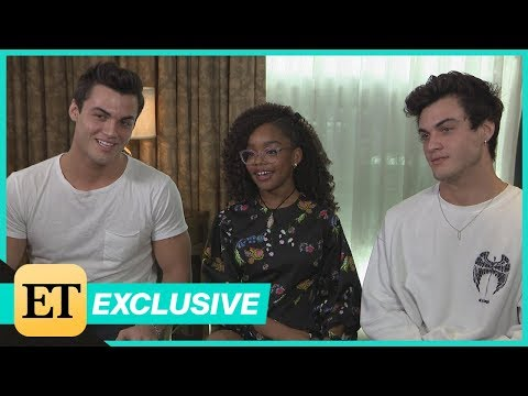 Watch the Dolan Twins Surprise &39;Little&39; Star Marsai Martin Exclusive