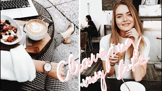 LIFE MAKEOVER - Changing My Life / GIRLBOSS // Nika thumbnail