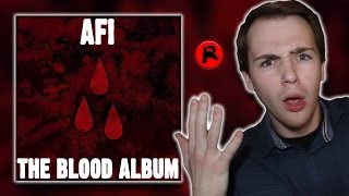 AFI - THE BLOOD ALBUM (AFI) | ALBUM REVIEW