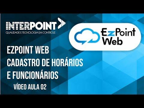 Vídeo Aula 02 Ezpoint Web: Cadastro de horários e funcionários from YouTube · Duration:  6 minutes 5 seconds
