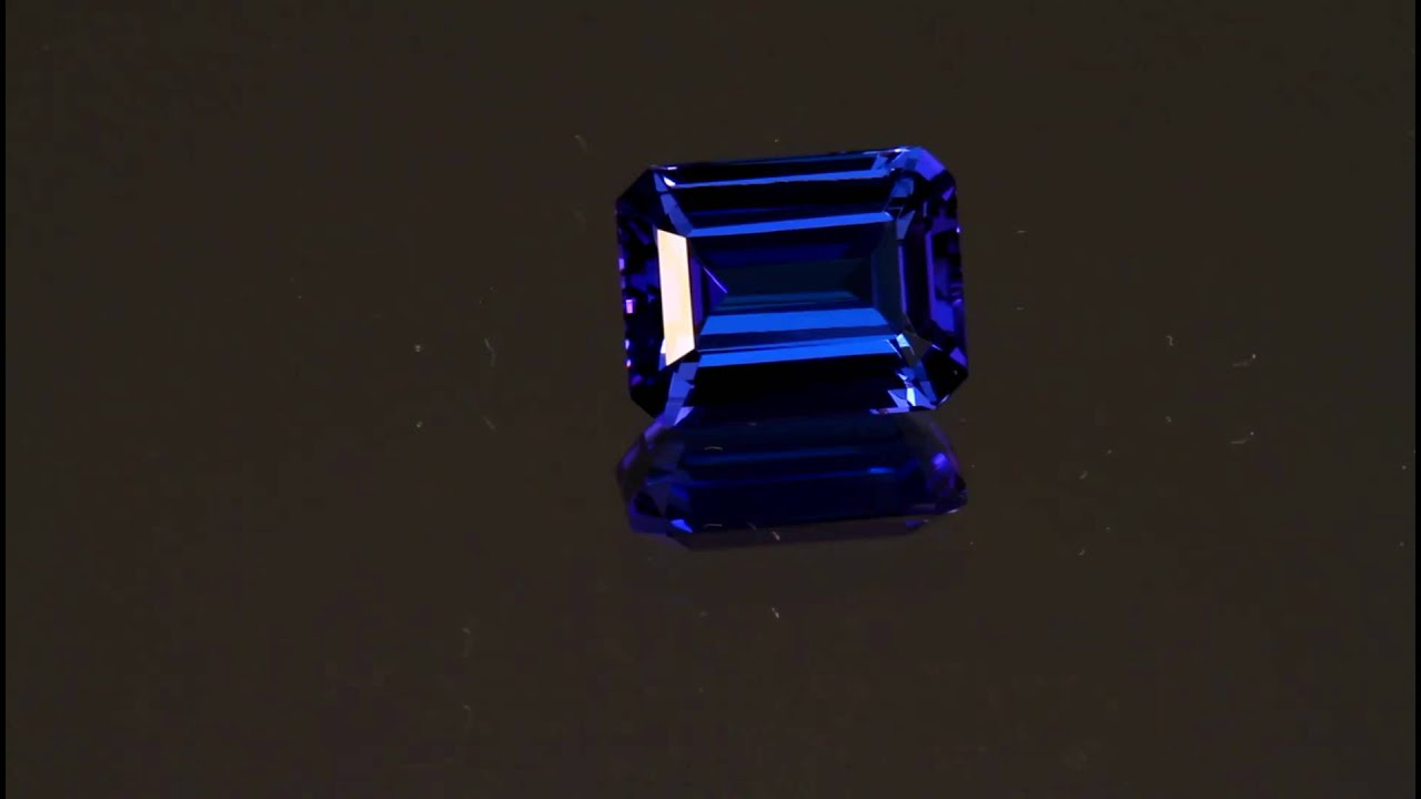 easy tanzanite igi cut aa ct violet cushion liquidity investment great blue itm grade certified natural gemstone