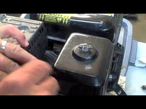 How to Tune Up a Pressure Washer Engine