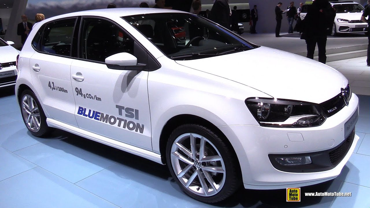 2015 volkswagen polo tsi bluemotion exterior and interior walkaround 2015 geneva motor show. Black Bedroom Furniture Sets. Home Design Ideas