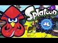 Splatoon Wii U Squid Squad Mascot Name Contest! Splatfest T-Shirt 2.0 Online Gameplay PART 47 HD
