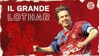 Titles, Records, Personality! 60 years of Lothar Matthäus