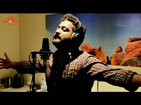 Rakasi Rakasi Song Making - Sung by Jr. NTR - Rabhasa Movie Making