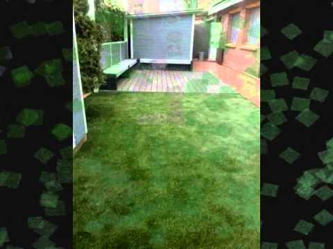 Cesped artificial en terrazas patios y jardines youtube - Jardines en terrazas ...