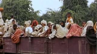 1947 Indian Independence rare color vide...