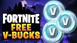 FREE V-BUCKS FORTNITE/DARMOWE V-DOLCE