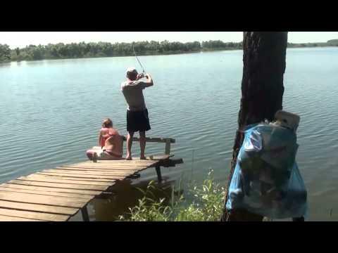 Рыбалка в подмосковье клинский район