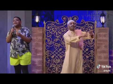 مسرحية ولد بطنها طارق العلي وخالد مظفر Youtube