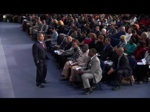 Developing Strong Faith Pt. 2 | Dr. Bill Winston