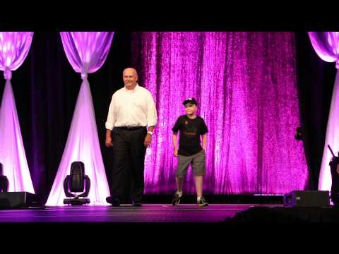 Fashion Show raising funds for kids and teens with cancer
