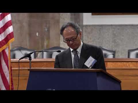 Dr. Atsushi Ijuin | International Forum on One Korea 2017 | Washington D.C.