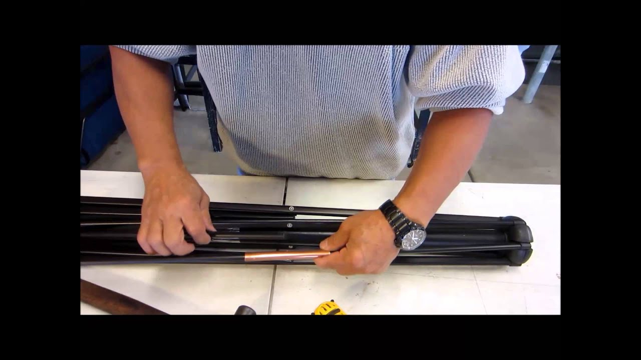 how to repair a patio umbrella yourself