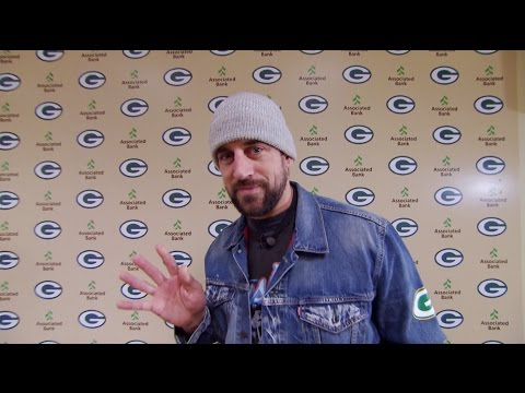 Aaron Rodgers Is Traded To Canada - Cabbie Presents