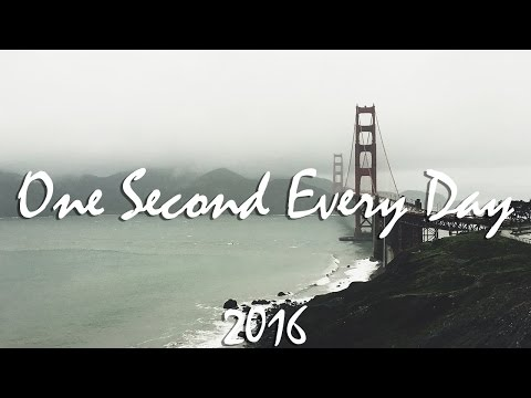 One Second Every Day, 2016