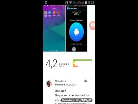 Rooter un Android rapidement 100% - YouTube