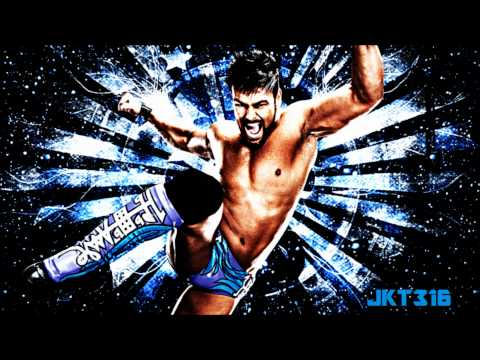 Justin Gabriel Theme - The Rising (WWE Edit) (Arena Effects)