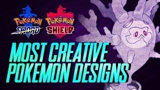 Top 10 | Best Pokémon Designs In Sword and Shield | Mr1upz