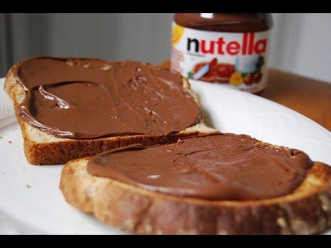Ricetta Nutella Per Bimby.Nutella Bimby Tm5 Ricetta Fatta In Casa Youtube