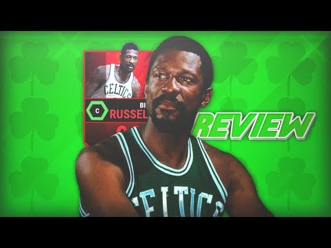 REVIEW BILL RUSSELL 98 Y LOS ESPECIALISTAS | NBA LIVE MOBILE